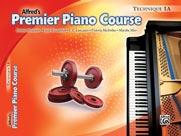 Premier Piano Course Technique 1A