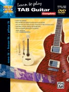 Alfred's MAX™ TAB Guitar, Complete -