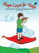 Magic Carpet for Violin (Suzuki Supplement) - Violin Book/CD