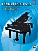 Celebrated Virtuosic Solos, Book 4 [Piano]