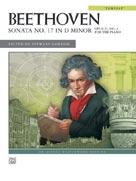 """Sonata No. 17 in D Minor, Op. 31, No. 2 (""""Tempest"""") - Piano"""