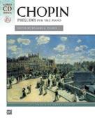 Alfred Chopin               Palmer Idil Biret Chopin - Preludes - Book/CD
