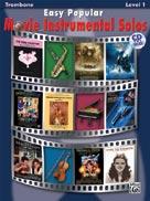 Easy Popular Movie Solos - Trombone
