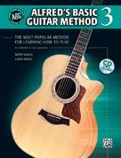 Alfred's Basic Guitar Method, Book 3 [Guitar]