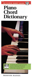Alfred    Piano Chord Dictionary