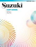 Suzuki Harp School 3  Harp