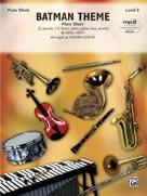 Batman Theme (from the Original TV Series) for Flute Choir