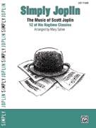 Simply Joplin - Easy Piano