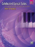 Celebrated Lyrical Solos, Book 3 - Piano