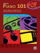 Alfred's Piano 101, Pop Book 2 [Piano]