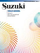 Suzuki Violin School Piano Accompaniment, Volume 1 (Revised Edition)