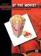 Dan Coates Popular Piano Library: At the Movies, Book 2 [Piano]