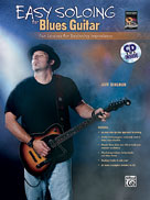 Easy Soloing for Blues Guitar [Guitar]