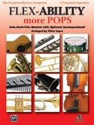 Flex-Ability: More Pops [Alto Saxophone/Baritone Saxophone]