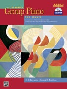 Alfred's Group Piano For Adults w/CD Bk. 1
