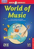Creating Music Series: World of Music (Beginner CD)