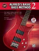 Alfred's Basic Bass Method, Book 2 [Bass Guitar]