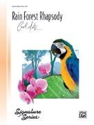 Rain Forest Rhapsody - Piano