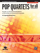 Pop Quartets for All (Revised and Updated) [Alto Saxophone (E-Flat Saxes & E-Flat Clarinets)]
