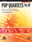 Pop Quartets for All (Revised and Updated) [Tenor Saxophone]