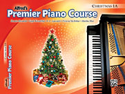 Premier Piano Course Christmas 1A