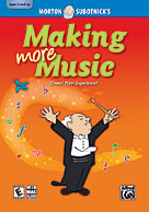 Creating Music Series: Making More Music (CD)