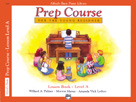 ABPL Prep Course Lesson Book A, Alfred
