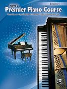Alfred's Premier Piano Course Lesson Book 5