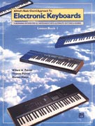Alfred's Basic Chord Approach to Electronic Keyboards: Lesson Book 1 [Electronic Keyboard]