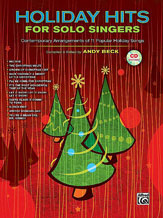 Holiday Hits for Solo Singers [Voice]