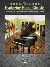 Exploring Piano Classics Technique, Level 2 [Piano]
