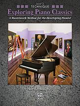 Exploring Piano Classics Technique, Level 3 [Piano]