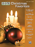 10 for 10 Sheet Music: Christmas Favorites [Piano/Vocal/Chords] Piano/Voic