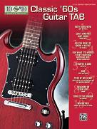 10 for 10 Sheet Music: Classic '60s Guitar Tab [Guitar] GUITAR/TAB