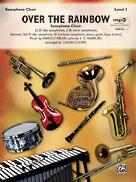 Over the Rainbow - Sax Quintet AATTB and Rhythm Section