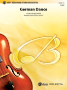 Alfred Beethoven            Cerulli B  German Dance - String Orchestra