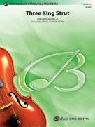 Alfred Hopkins J            Johnson C  Three King Strut - Full Orchestra