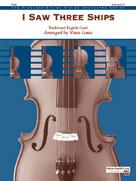 Alfred  Gassi V  I Saw Three Ships - String Orchestra