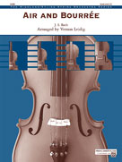 Alfred Bach                 Leidig V  Air and Bourree - String Orchestra