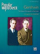 Popular Performer Gershwin [Piano]