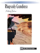 Rhapsody Grandioso - 1 Piano 4 Hands
