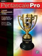 Pentascale Pro, Book 1 [Piano]