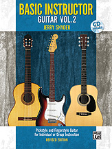 Basic Guitar Instructor Vol 2