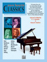 More Favorite Classics Bk 2 - Accompaniment