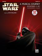 Star Wars® Instrumental Solos Movies I-VI Clarinet