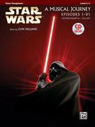 Star Wars® Instrumental Solos Movies I-VI Tenor Sax