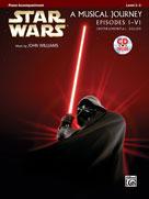 Star Wars® Instrumental Solos Movies I-VI Piano Accompaniment