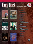 Easy Rock Instrumental Solos for Flute