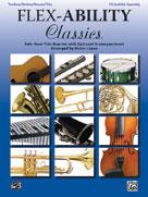 Flex-Ability: Classics Trombone/Baritone/Bassoon/Tuba