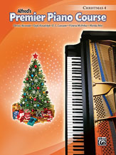 Alfred's Premier Piano Course Christmas Book 4